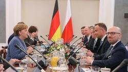 Prezydent Andrzej Duda: Kontakty polsko-niemieckie są bardzo dobre - miniaturka