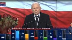 Jarosław Kaczyński komentuje wynik wyborów: Musimy pracować jeszcze więcej - miniaturka