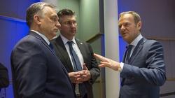 Tusk zaatakował Orbana. ,,Nie jesteś chrześcijańskim demokratą'' - miniaturka