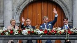 Prezydent w Holandii przypomina o bohaterstwie Polaków - miniaturka