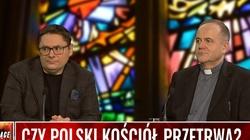Czy polski Kościół przetrwa? Ks. Kobyliński, Terlikowski - miniaturka
