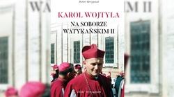 Zapraszamy na prezentację arcyciekawej książki o Karolu Wojtyle na Soborze Watykańskim II - miniaturka