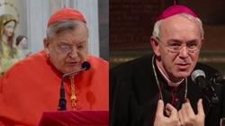 Kard. Burke i bp Schneider o napominaniu Ojca Świętego - miniaturka
