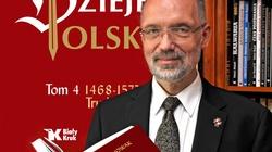 Prof. Andrzej Nowak otrzymał Odznaczenie Orderu Orła Białego - miniaturka