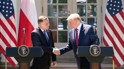 Nieoficjalnie: Znana jest data spotkania Duda – Trump - miniaturka