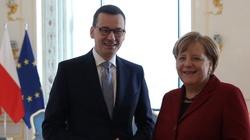 Premier Mateusz Morawiecki: Unia i USA są filarami pokoju idemokracji - miniaturka