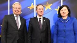 Grodzki puszy się jak paw-nadawał na Polskę w Brukseli - miniaturka