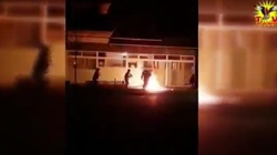 Berlin: Spłonął meczet. Policja nie wyklucza podpalenia - miniaturka