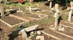 Wielka Brytania:Nieznani sprawcy zdewastowali polskie groby - miniaturka