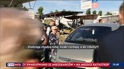 ,,Złodzieje, do roboty!'' Polska wita polityków Platformy - miniaturka