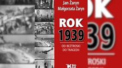 Rok 1939 - rok przedziwny. Nowa książka Żarynów - miniaturka