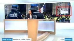 Telewizja France 3 cenzuruje plakat protestujących - miniaturka