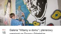 Bauman-idol 'żydokomuny' na muralu!!! - miniaturka