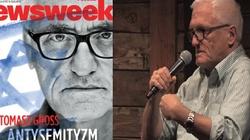 Uderz w stół, 'Polakożerca' Gross się odezwie! Skandaliczny tekst w 'Newsweeku' - miniaturka