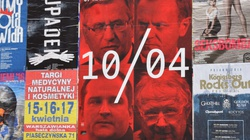 Plakaty w rocznicę katastrofy smoleńskiej: Prawda ich zaboli! - miniaturka