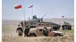Polscy żołnierze opuszczą Afganistan. Błaszczak wskazał datę - miniaturka