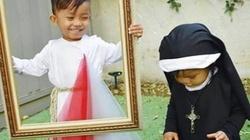 Wizje. św. Faustyny oczami dzieci? Wzruszające zdjęcie - miniaturka