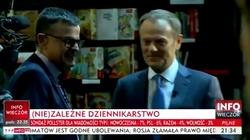 Tak Tusk 'gaworzył' z Morozowskim. Oto 'niezależne' dziennikarstwo TVN! - miniaturka