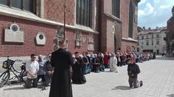 W Krakowie mężczyźni ruszyli do walki duchowej - miniaturka