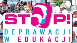 """""""Stop deprawacji w edukacji"""". Zaburzenie płci i seksualności jako cel edukacji antydyskryminacyjnej - miniaturka"""