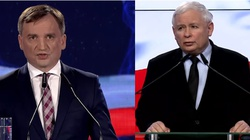 Nieoficjalnie: J. Kaczyński zażądał jasnych deklaracji od Z. Ziobry - miniaturka