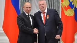 Rosyjski nacjonalizm- nowy podział świata - miniaturka