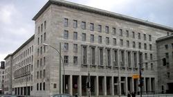 Berlin: Udaremniony zamach w Ministerstwie Finansów - miniaturka