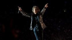 Wałęsa odleciał!!! Wzywa na pomoc... Rolling Stonesów! Czy Mick Jagger już studiuje Konstytucję? - miniaturka