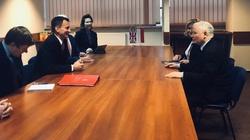 Prezes PiS spotkał się z szefem brytyjskiego MSZ - miniaturka