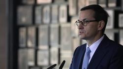 Premier Morawiecki: To ważne, że władze RFN nie zapominają o zbrodniach popełnionych podczas II WŚ - miniaturka