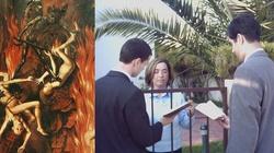Świadkowie Jehowy - Diabelskie nieszczęście świata - miniaturka