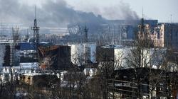 Masakra rosyjskiej kolumny w Doniecku. 83 zabitych - miniaturka