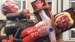 'Kaczyński krzyżuje liberalną Polskę', czyli karnawał po niemiecku... - miniaturka