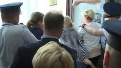 'Straż Marszałkowska pobiła kobietę!!!' Jak było naprawdę? - miniaturka