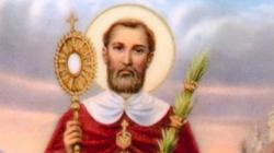 Urodzony ze zmarłej, św. Rajmund Nonnatus [LITANIA] - miniaturka