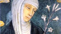 Św. Katarzyna ze Sieny-patronka Europy - miniaturka