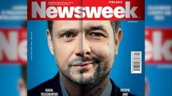 Masakra!!! Lis się ośmieszył okładką ,,Newsweeka'' - miniaturka