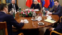 Premier rozmawiał z ministrami i przedstawicielami opozycji - miniaturka