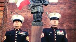 Amerykańscy Marines uczcili rocznicę Powstania - miniaturka