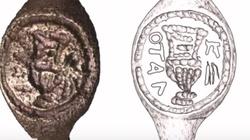Izrael: Odnaleziono sygnet Poncjusza Piłata - miniaturka
