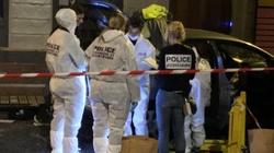 Francja: Kierowca wjechał autem w tłum ludzi. AFP: Krzyczał 'Allahu Akbar' - miniaturka