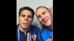 Rusofobii nie było? FIFA nie ukarze Chorwata - miniaturka
