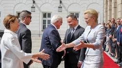 Steinmeier: Nikt nie działa pod dyktando drugiej strony. Polska i Niemcy to partnerzy - miniaturka
