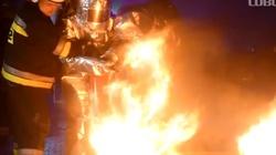 Na WOŚP w Zielonej Górze licytowano... 'podpalenie radnego' - miniaturka