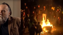 Protesty we Francji a... Aleksander Dugin - miniaturka