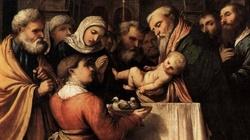 Ks. Jan Glapiak: Tajemnica ofiarowania Pana Jezusa - miniaturka