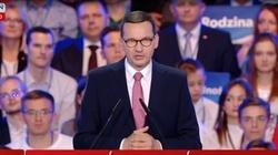 Premier Morawiecki: Proponujemy ZUS od dochodu - miniaturka