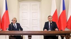 NATO, bezpieczeństwo, Trójmorze. Wizyta prezydenta Czech w Polsce - miniaturka