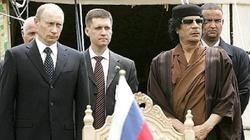 Wojna domowa w Libii: polityka i cele Rosji - miniaturka