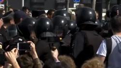 W całej Rosji demonstracje przeciwko 'carowi' Putinowi. Ok. 1000 zatrzymanych - miniaturka
